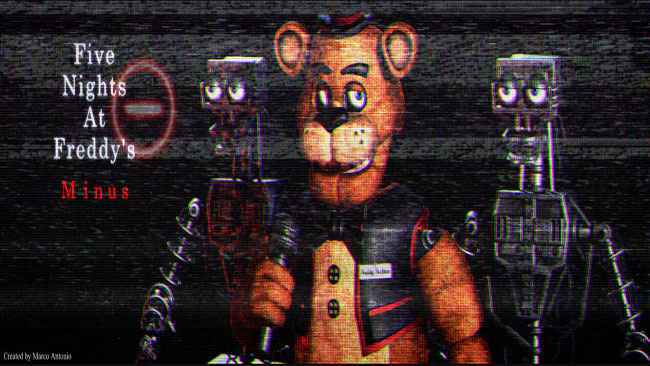 Five Nights At Freddy's Minus download free for pc