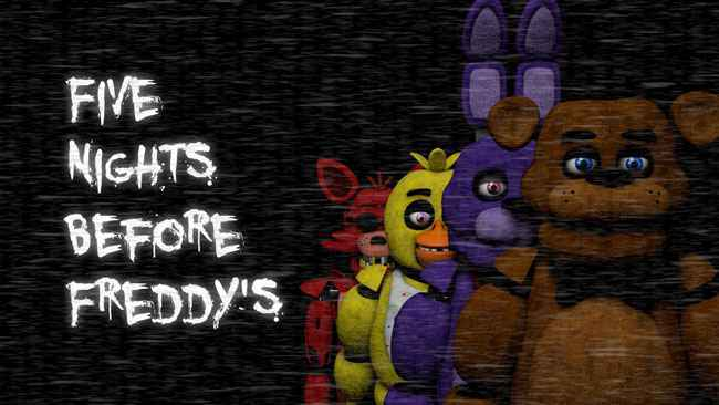 Five Nights Before Freddy's APK for Android download on fnaf fan games