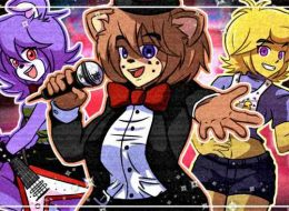Five Nights in Anime 2 download for pc