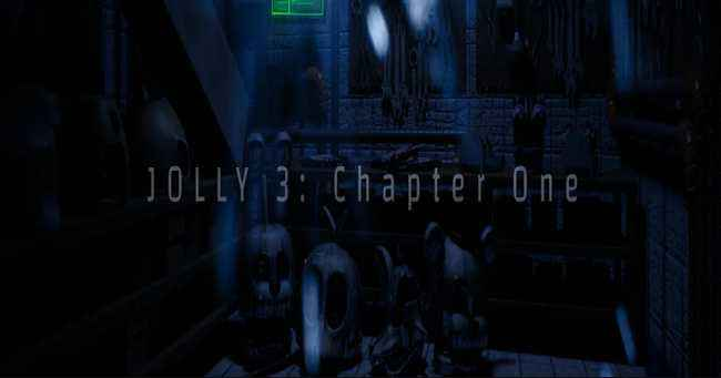JOLLY 3: Chapter 1 APK for Android free download on fnaf fan game