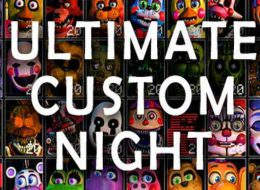 Ultimate Custom Night free download gamejolt for pc