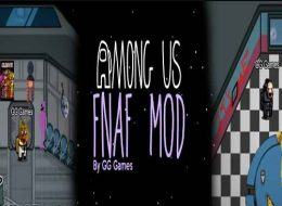 Among Us FNaF MOD / Texture pack - PC ONLY Free Download