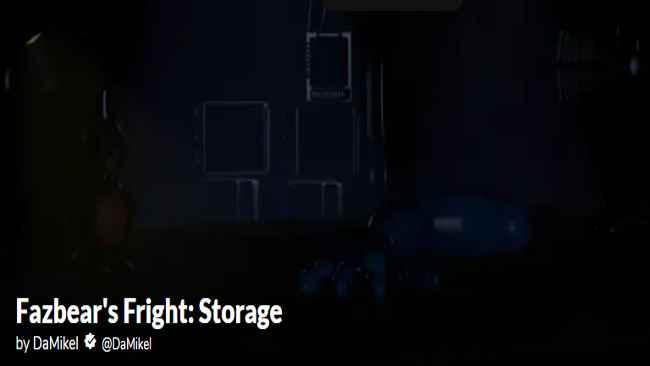 Fazbear's Fright: Storage Free Download