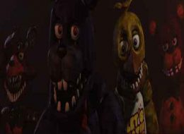 Five Nights at Freddys: Across the Street Free Download