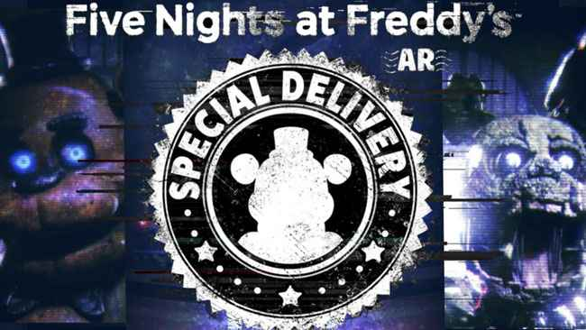 Five Nights at Freddy's AR: Special Delivery APK For Android Free Download
