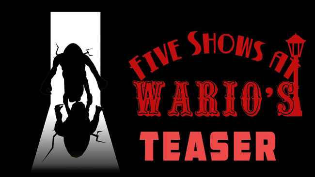 Five Shows at Wario's Free Download