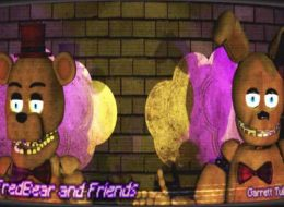 FredBear and Friends: Out of the Machine Free Download