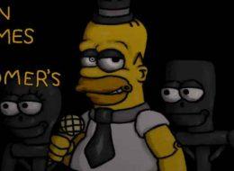 Fun Times at Homer's Free Download