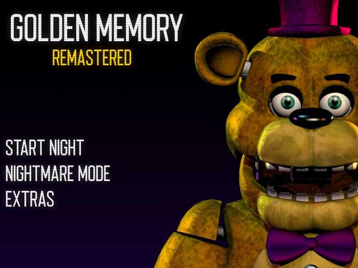 Golden Memory Remastered Free Download APK
