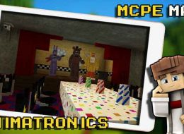 Mod Freddy Minecraft APK For Android Free Download