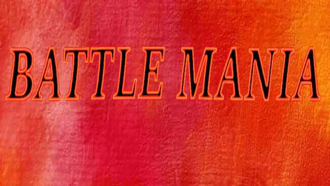 Mugen Battle Mania Free Download