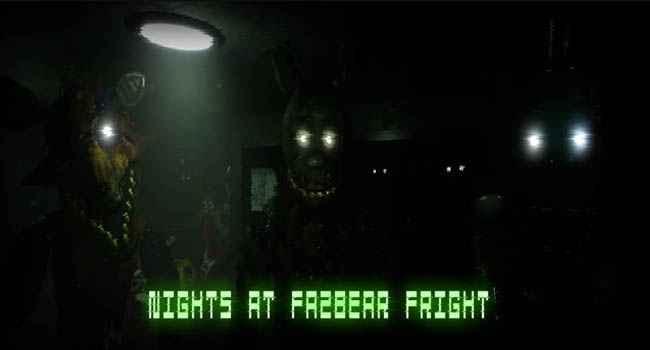 Nights at Fazbear's Fright Free Download