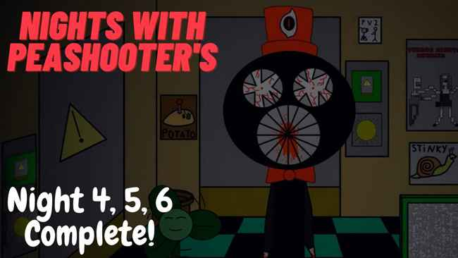 Nights With Peashooter's Free Download