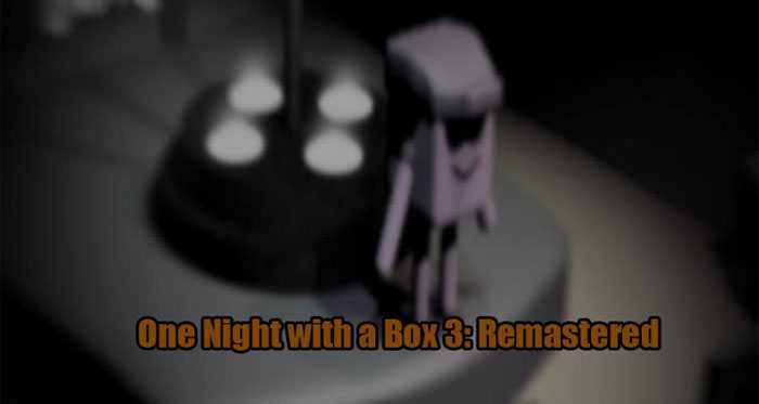 One Night with a Box 3: Remastered (joke game) Free Download