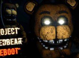 Project Fredbear Reboot Free Download