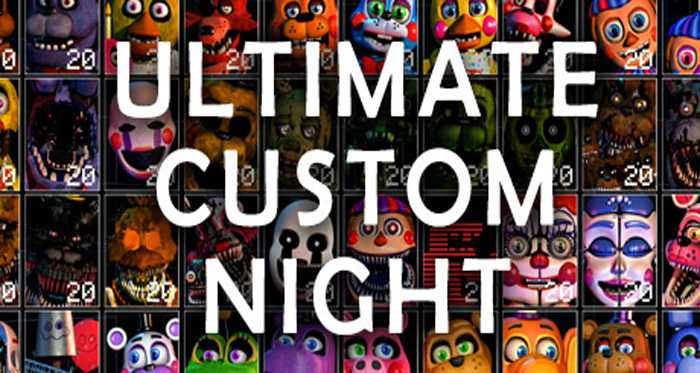 Ultimate Custom Night APK For Android Free Download