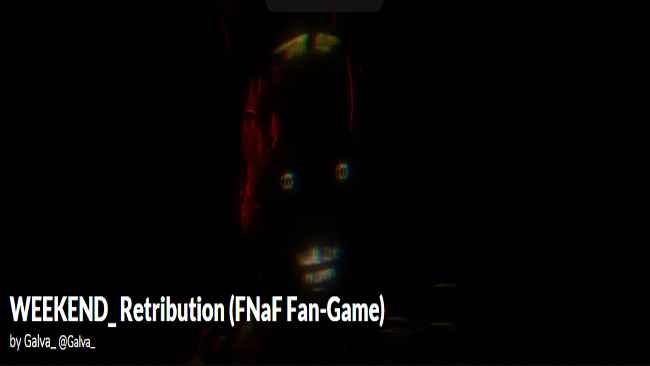 WEEKEND_ Retribution (FNaF Fan-Game) Free Download