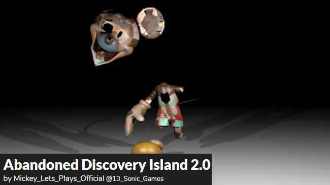 Abandoned Discovery Island 2.0 Free Download