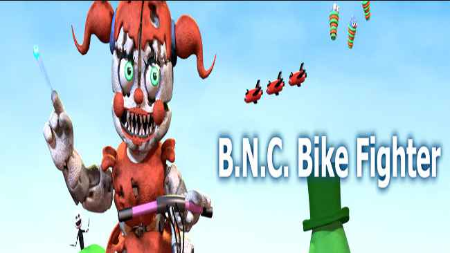 Baby's Nightmare Circus Bike Fighter Free Download