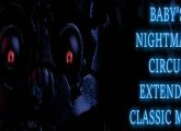 Baby's Nightmare Circus Extended Classic Mode Free Download