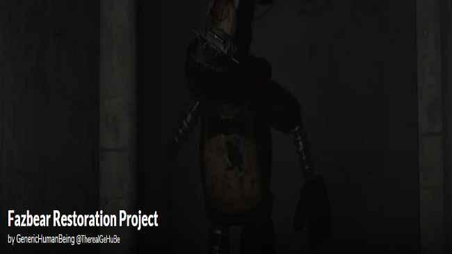 Fazbear Restoration Project Free Download