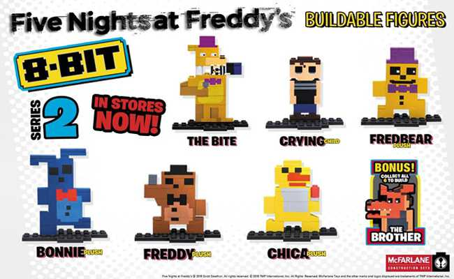 Five Nights at Freddy's 8-Bit Edition Free Download