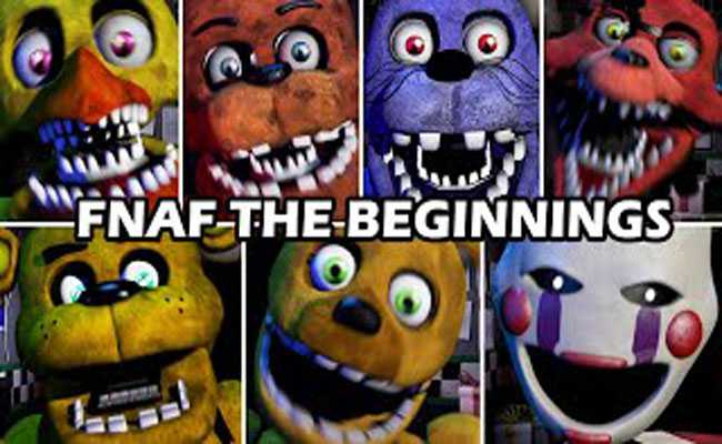 Five Nights at Freddy's: The Beginnings Free Download