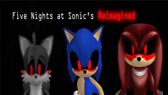 Five Nights at Sonic's Reimagined Free Download