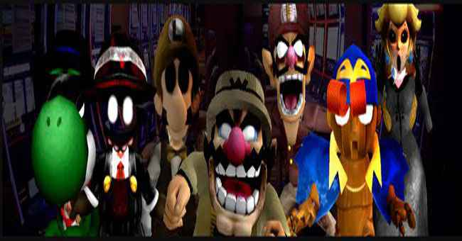 Five Nights at Wario's: High Rollers Free Download