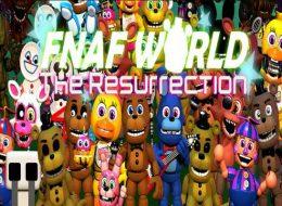 FNAF World: The Resurrection (Official) Free Download