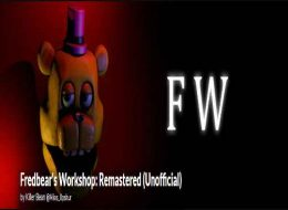 Fredbear's Workshop: Remastered Free Download