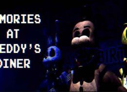 Memories at Freddy's Diner (Official) Free Download