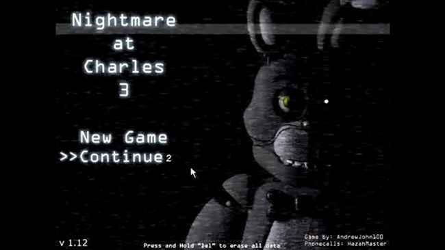 Nightmare at Charles 3 Free Download