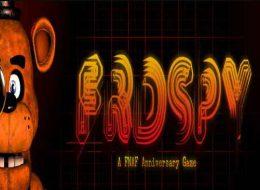 The horror FRDSPY - A FNAF Anniversary Game! Free Download