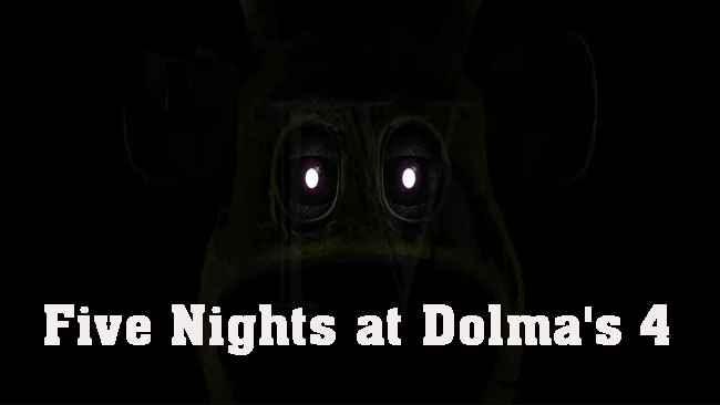 Five Nights at Dolma's 4 Free Download
