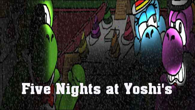 Five Nights at Yoshi's Free Download
