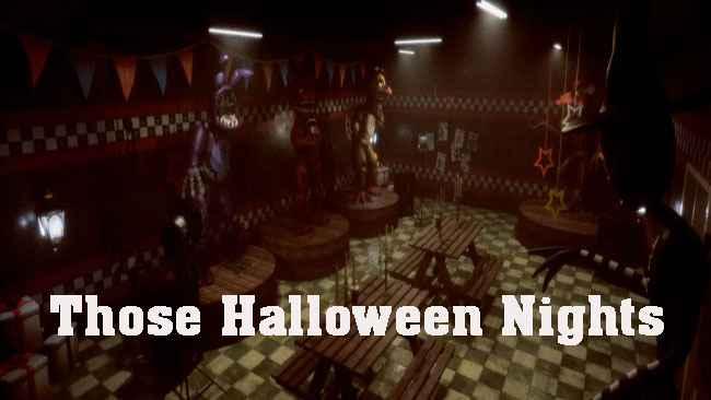 Those Halloween Nights Free Download